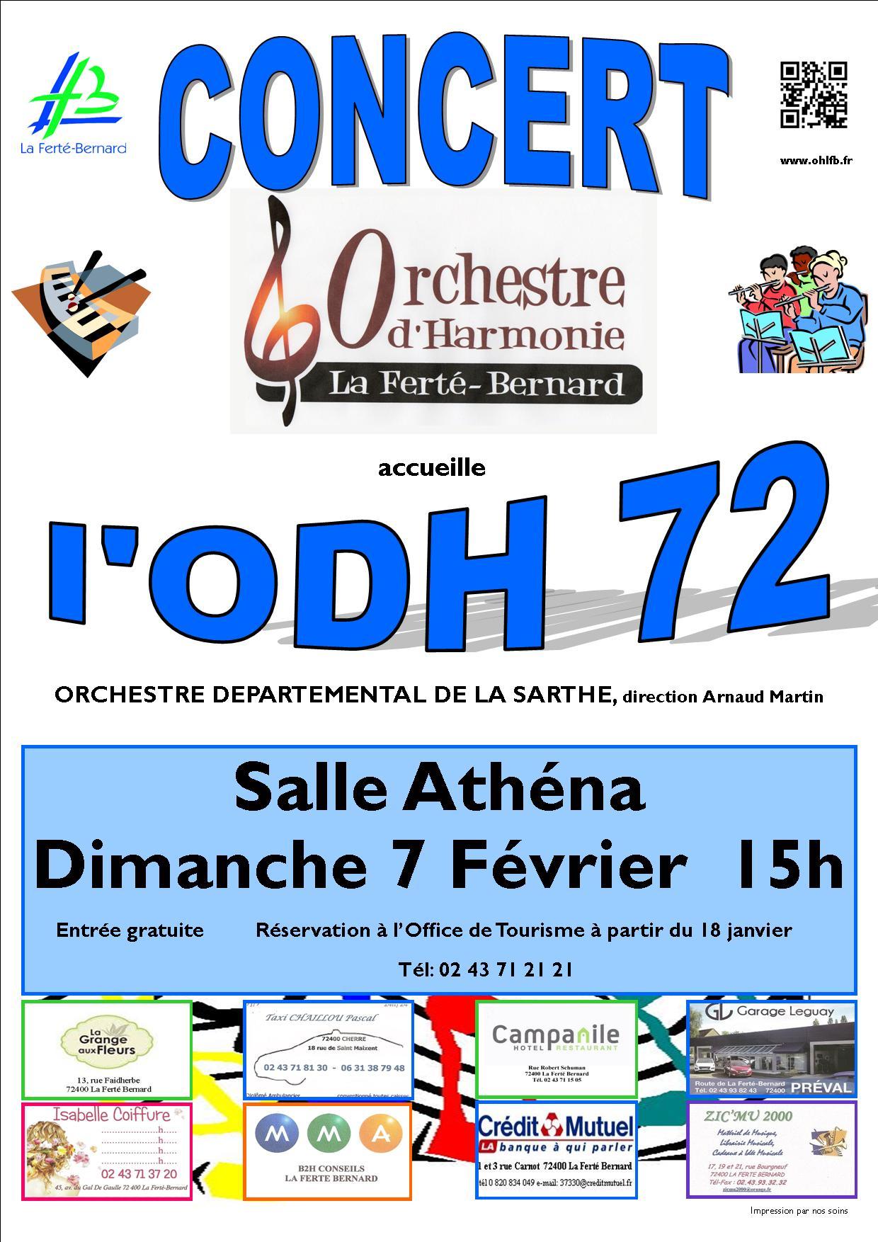 Concert ODH72